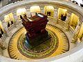 Tomb of Napoleon Bonaparte - Crypt of Dôme des Invalides - Paris, France - 27 Dec. 2011.jpg