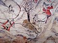 Tomb of Northern Qi Dynasty in Jiuyuangang, Xinzhou, Mural 26.jpg