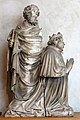 Tombeau de Lagrange - Charles VI et saint Jacques.jpg