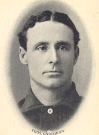 Tommy Corcoran (baseball) - Image: Tommy Corcoran