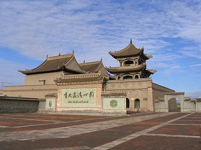 Velika džamija u Tongksinu, Ningksenija
