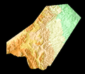 Topographic map of Ali Sabieh Region.png