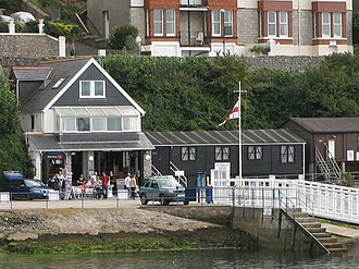 Torbay Lifeboat Station - Image: Torbay Lifeboat Station 2009