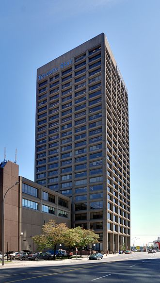 Torstar - One Yonge Street, the Torstar headquarters