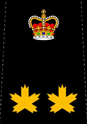 Cobourg Police Service - Image: Toronto Police Deputy Chief of Police