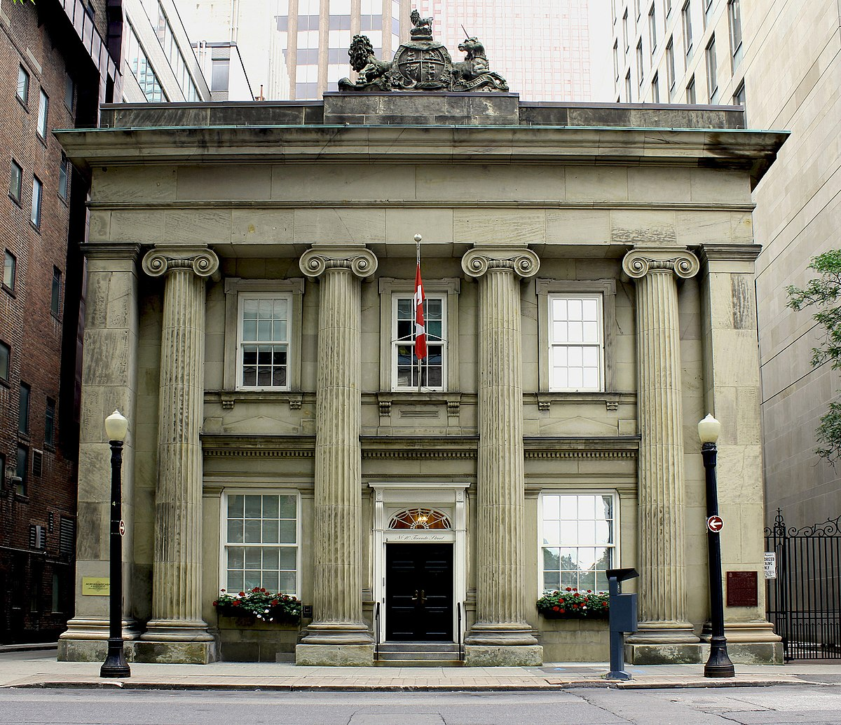 how to start a bank in canada