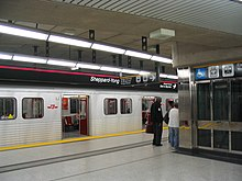 Toronto subway and RT - Wikipedia, the free encyclopedia