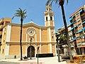 Torrent. Església de Sant Lluís Beltran. Portada 1.jpg