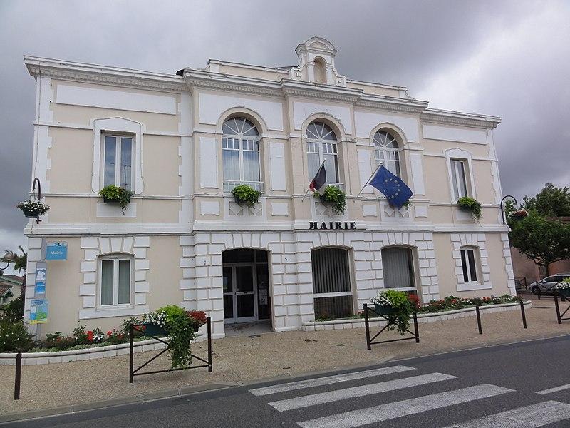 Tosse (Landes) mairie
