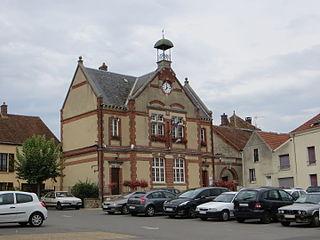Touquin Commune in Île-de-France, France
