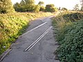 Trace of old railway. - geograph.org.uk - 41919.jpg