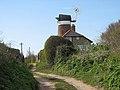 Track past Weybourne Mill - geograph.org.uk - 748892.jpg