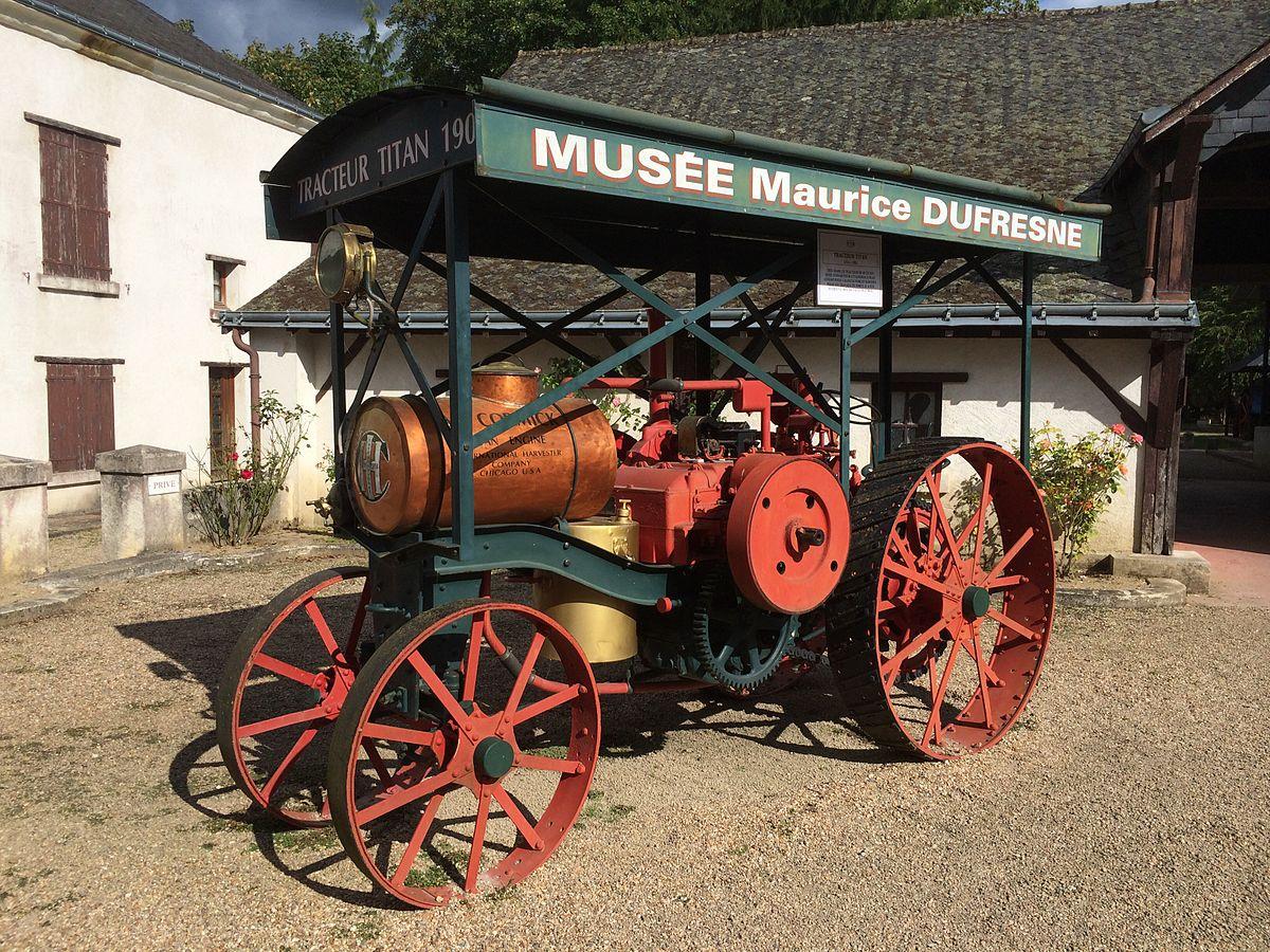 Musée Maurice-Dufresne — Wikipédia