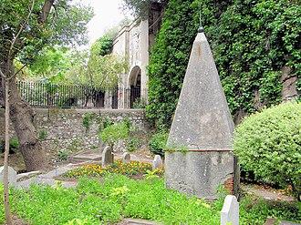 Southport Gates - Image: Trafalgar Cemetery, Gibraltar