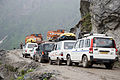 Traffic near the Rohtang pass (3802993045).jpg