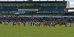 Training drill in front of stand, St Kilda FC 01.jpg