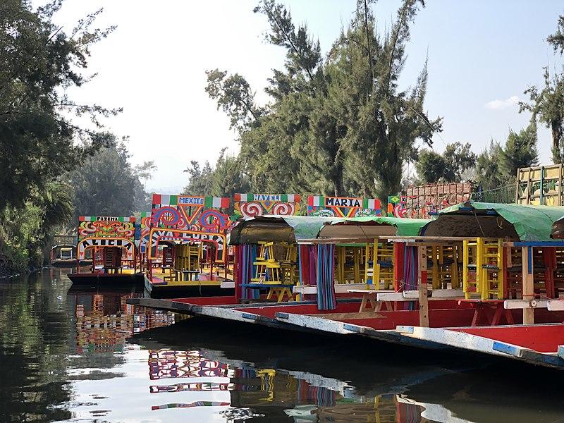 Patrimônio Cultural da Humanidade pela Unesco no México