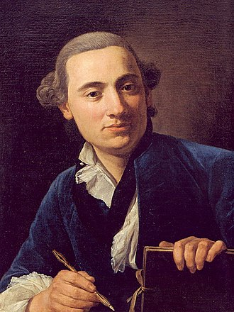 Gaspare Traversi - Self-portrait