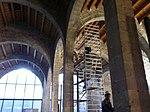 Treballs de restauració Drassanes Reials de Barcelona (6).JPG