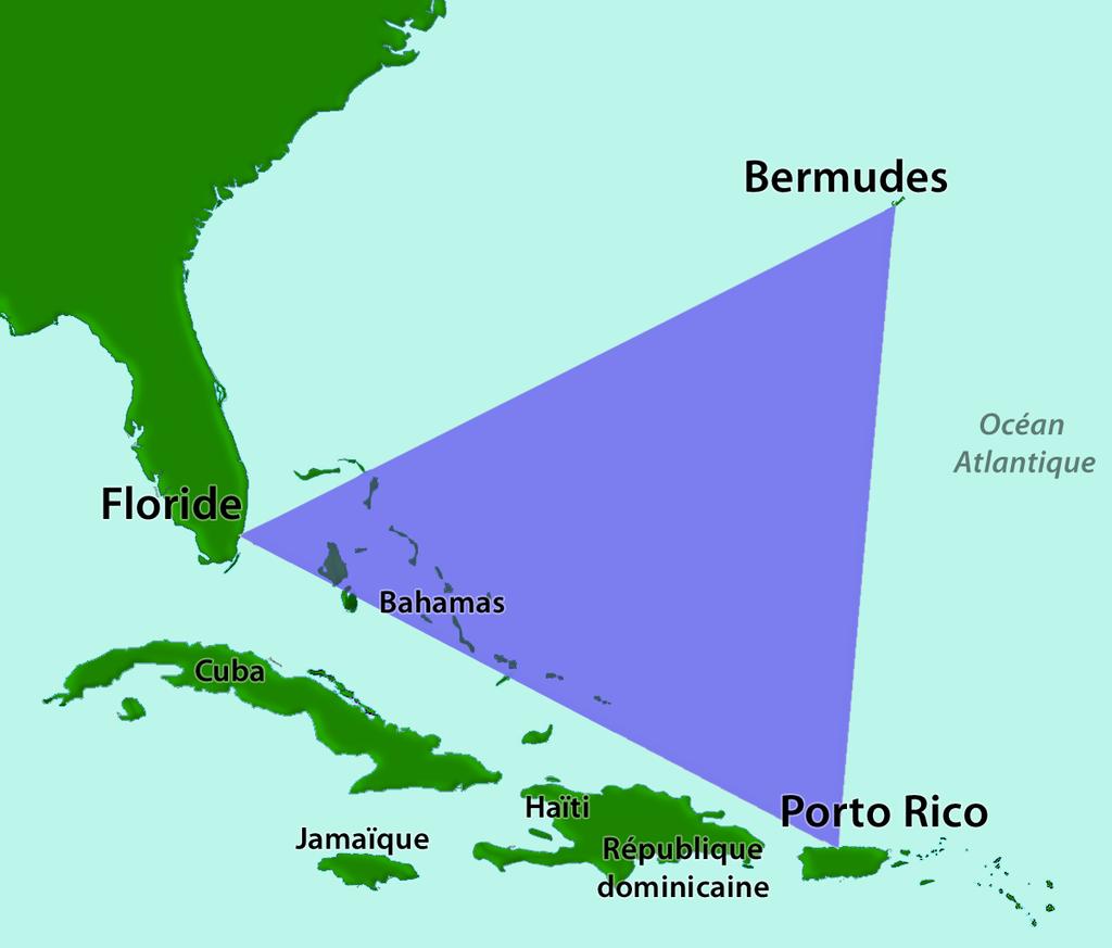 Triangle des Bermudes (photo wikipedia)