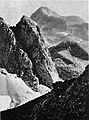 Triglav s sedla Hribarica 1929.jpg