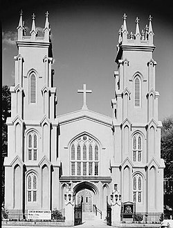 Trinity Episcopal Church, Sumter & Gervais Streets, Columbia (Richland County, South Carolina).jpg