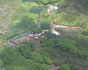 Tropic Thunder - Film set in Kaua'i in September 2007