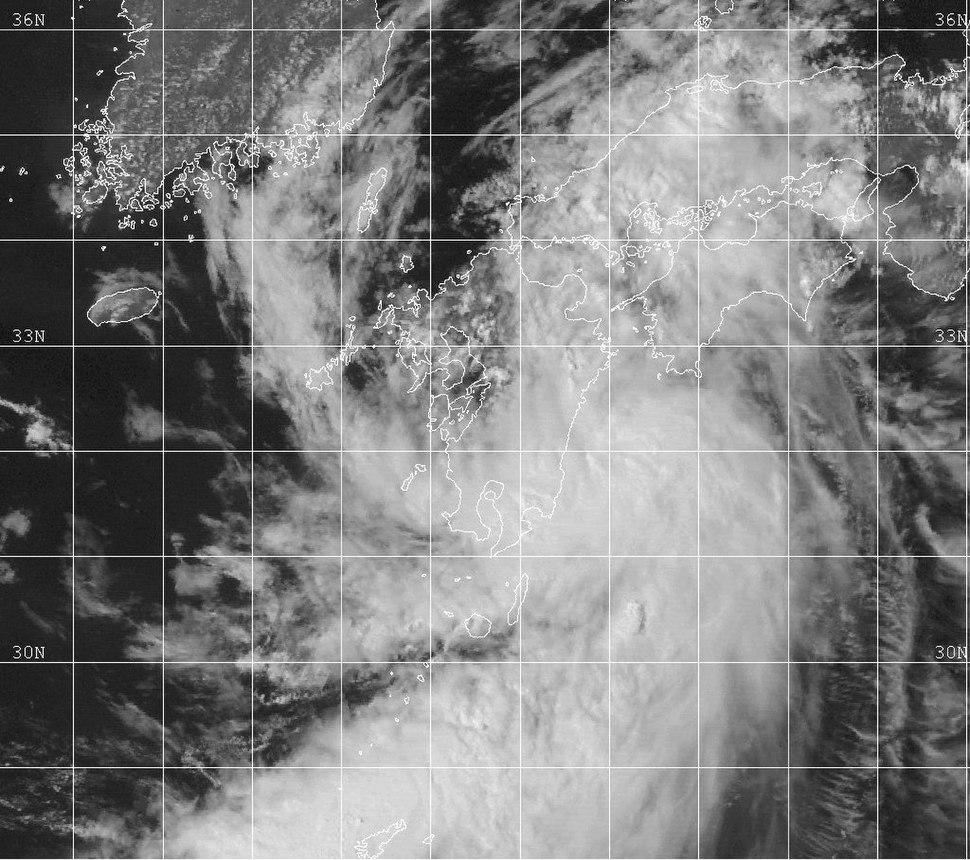 Tropical Depression 15W 1999