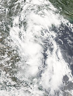 Tropical Depression Two (2010) Atlantic tropical depression in 2010