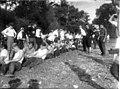 Tug-of-war at Miami University freshman-sophomore contest 1921 (3190824879).jpg