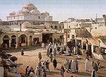 Tunisia-Ottoman Tunisia-Tunis Bab Souika 1899