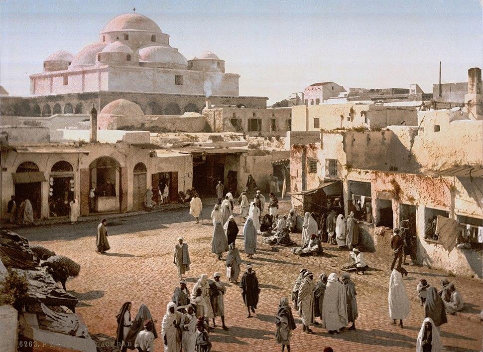 Tunis Bab Souika 1899