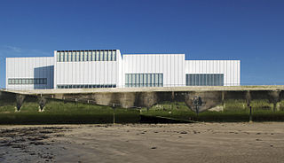 Turner Contemporary Art gallery in Kent, England