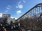 Twisted Timbers Sign and Lift Mar 2018.jpg