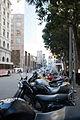 Two wheeled commute (3152252359).jpg