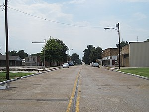 Tyronza, Arkansas - Image: Tyronza AR 2011 08 20 003