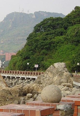National parks of Taiwan - Image: Tzaishan at nsysu