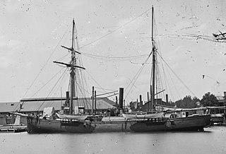 American research vessel