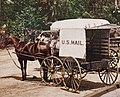 U. S. Mail horse and wagon, Detroit Photographic Company (0051) (cropped).jpg