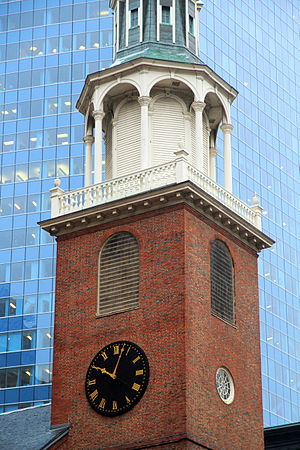 Old South Meeting House - Old South Meeting House