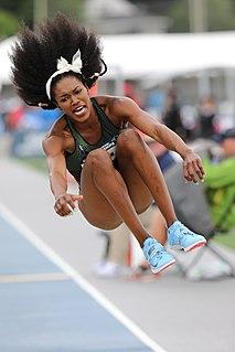 Tori Franklin American athlete