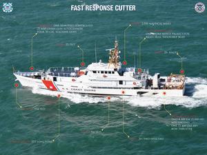 USCG Sentinel Class Cutters