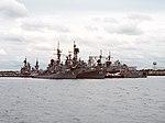 USS Barney (DDG-6) and Coontz (DDG-40) ar Norfolk 1988.JPEG