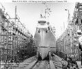 USS Bering Strait (AVP-34) launch.jpg