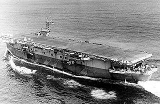 Bogue-class escort carrier image