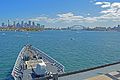 USS Chosin arrives Sydney for International Fleet Review 131004-N-PW168-0001.jpg