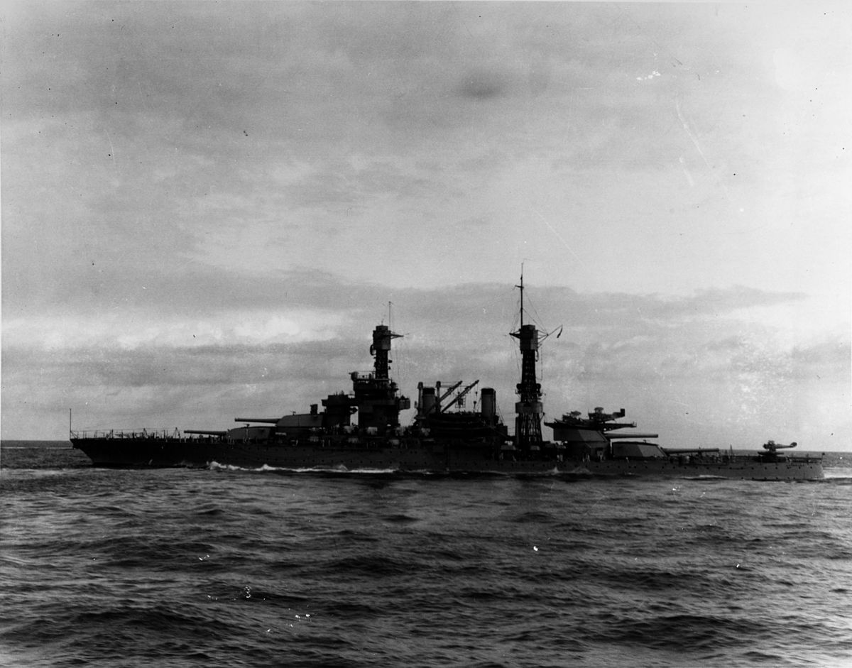 USS Colorado (BB-45) — Wikipédia