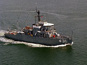 USS Dominant (MSO-431) underway in 1981.jpeg