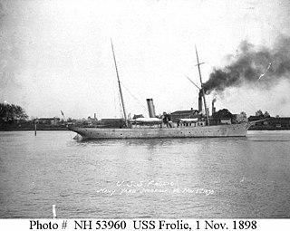 USS <i>Frolic</i> (1892)