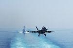 USS George H.W. Bush operations 141003-N-CZ979-011.jpg